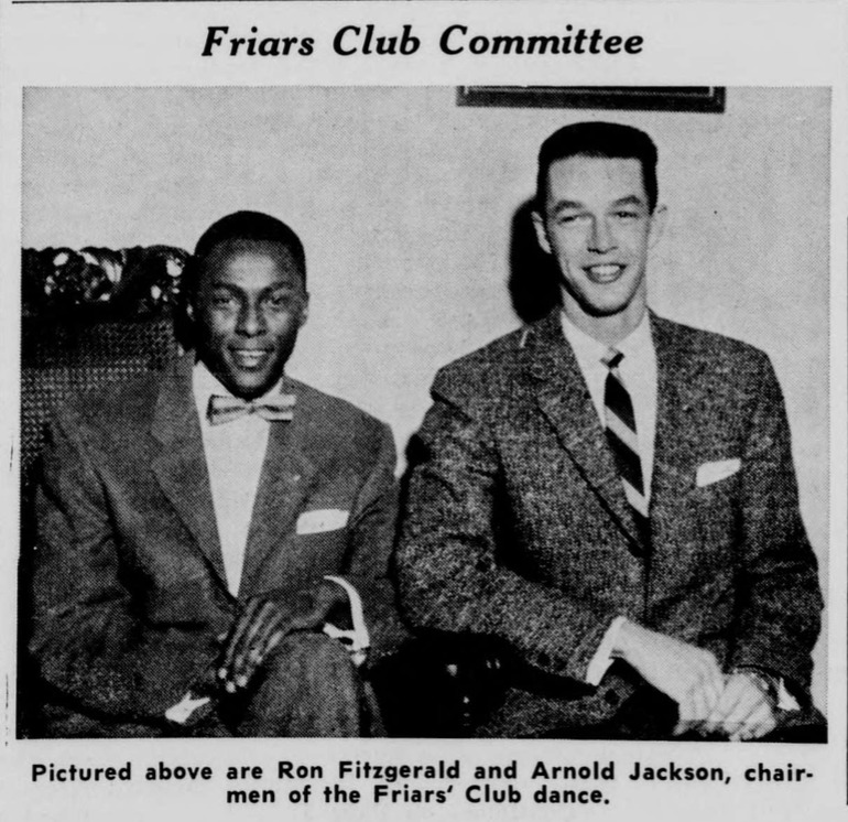 Friars Club Committee